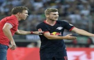 Leipzig Coach nail man announces Werner-departure...
