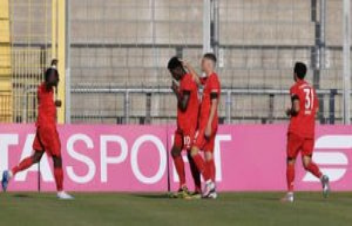Live-Ticker, 33. Round (3. League): FC Bayern 2 against...