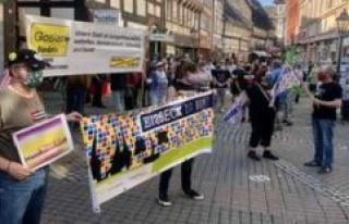 Lower Saxony: explosive-attack on Antifa-activist...