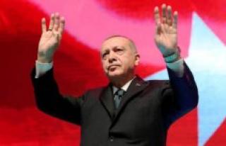Luc de Barochez – Erdogan lady the pawn to Macron...