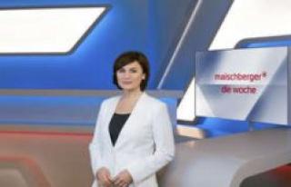 Maischberger. The week: ARD talk show summer break...