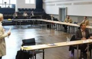 Merger of the community colleges: Gmund-Dürnbach...