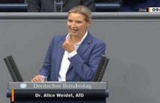 Merkel outlines goals of the German EU-presidency