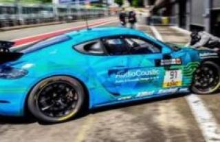 Motorsport Allied Racing Team made up of Huglfing...