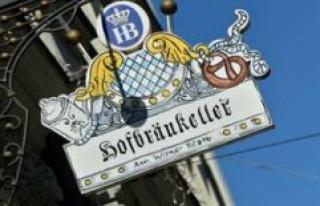 Munich /Corona-Opening: hofbräu Keller must close...