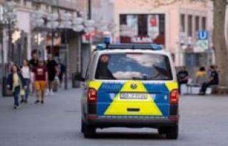 Munich: a Desperate emergency call reaches the police...