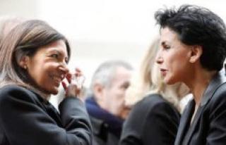 Municipal in Paris : Hidalgo largely ahead of Dati...