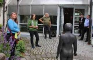 New exhibition in the Schongauer city Museum Pensive...