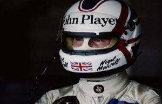 Nigel Mansell: 've seen Villeneuve out of the car...