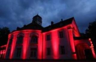 Night of Light in Bad Tölz: Red alert | Bad Tölz