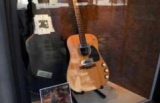 Nirvana legend Kurt Cobain: According to the inheritance...
