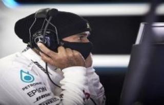 No rust Lewis Hamilton's Comeback set: in the Mercedes...