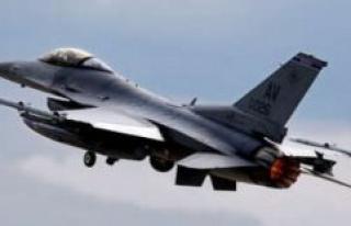 North sea: U.S. fighter jet crashed: plane wreckage...