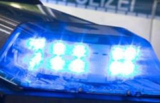 North village (Augsburg/Bayern): parents find son...