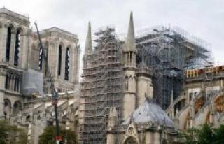 Notre-Dame of Paris : the dangerous dismantling of...