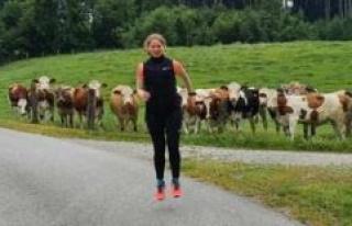 Paralympics: Clara Klug and Martin Härtl also train...