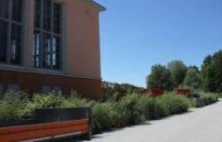 Penzberg: Planned blue light centre in the criticism...