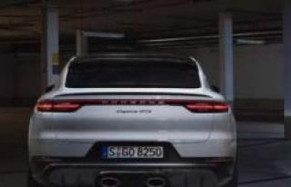 Porsche Cayenne GTS celebrates its Comeback with a...
