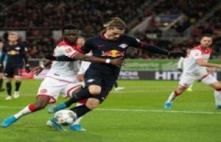 RB Leipzig against Fortuna Dusseldorf in the Live-Stream:...