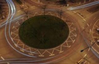Roundabout, Many drivers make when Flashing a mistake...