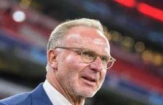 Rummenigge praises TV contract: Excellent result  ...