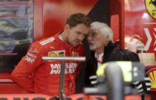 Sebastian Vettel/Ferrari: Bernie Ecclestone takes...