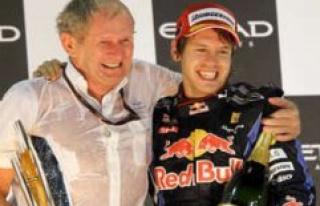 Sebastian Vettel: formula 1 future at Mercedes? Companion...