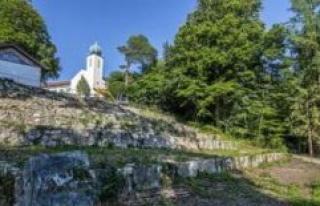 Starnberg/Bavaria: monastery garden: We don't have...