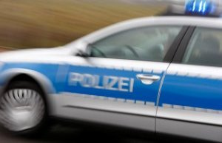 State police inspection Gotha: revenue stolen