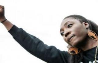 Stuttgart, Germany: Black lives matter-Demo, Corona-Protest...
