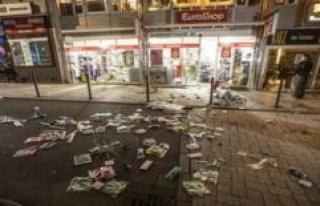 Stuttgart rampage: Merkel condemns riots sharp - incidents...