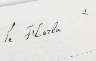 The Horla , or the crazy genius of Guy de Maupassant...
