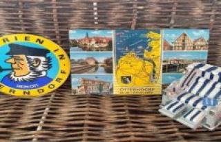 The One-Euro-sticker, brought me a precious memory...