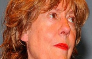 The death of the writer césarisée Colo Tavernier...