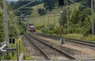 The district of Weilheim-Schongau: Per track: being...