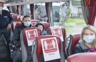 The district of Weilheim-Schongau: bus operators suffer...