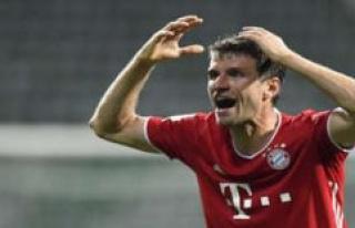 Thomas Müller (FC Bayern München): Transfer failed,...