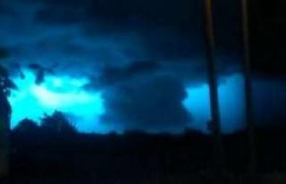 Tornado near Munich? Rosenheimer films strange weather...