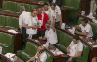 Tunisia : Sarabande populist Parliament - The Point