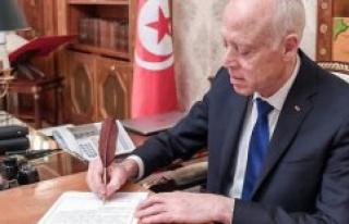 Tunisia : a Danton at Carthage - The Point