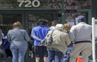 USA: 1.54 million new unemployed in Corona-crisis...