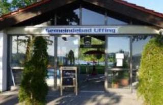 Uffing, Bavaria, Germany: a New tenant locks on Monday,...