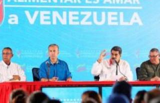 Venezuela : Maduro gives 72 hours to lambassadrice...