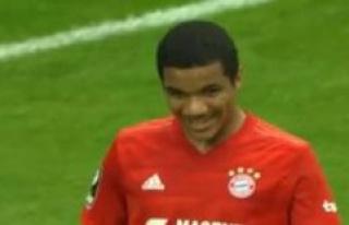 Video: Malik Tillman for FC Bayern 2 against Mannheim...