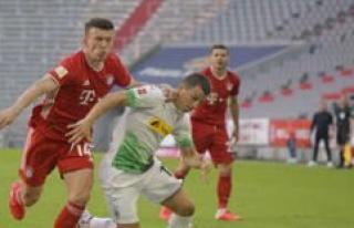 Vote: Who was the best Bayern-Profi against Gladbach?...