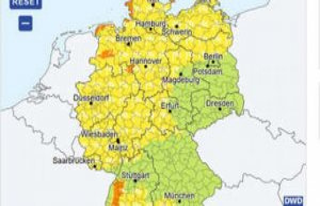 Weather in Germany: Mega-turn - meteorologist breaks:...