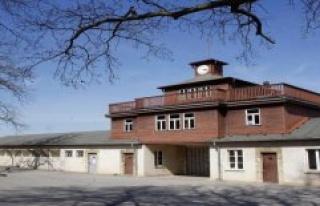 Weimar: Corona: KZ-Gedenkstätte Buchenwald includes...