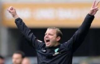 Werder Bremen against FC Bayern: swatter in a relegation...