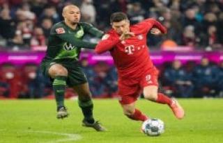 Wolfsburg - FC Bayern Munich Live Stream: German Bundesliga...