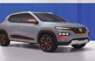 10,000 euros, 200 km range: Dacia brings cheap people's...